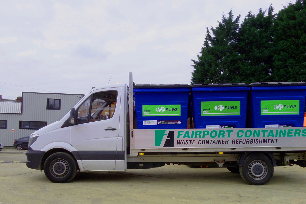Flat Bed Trailer Trade Waste Transport