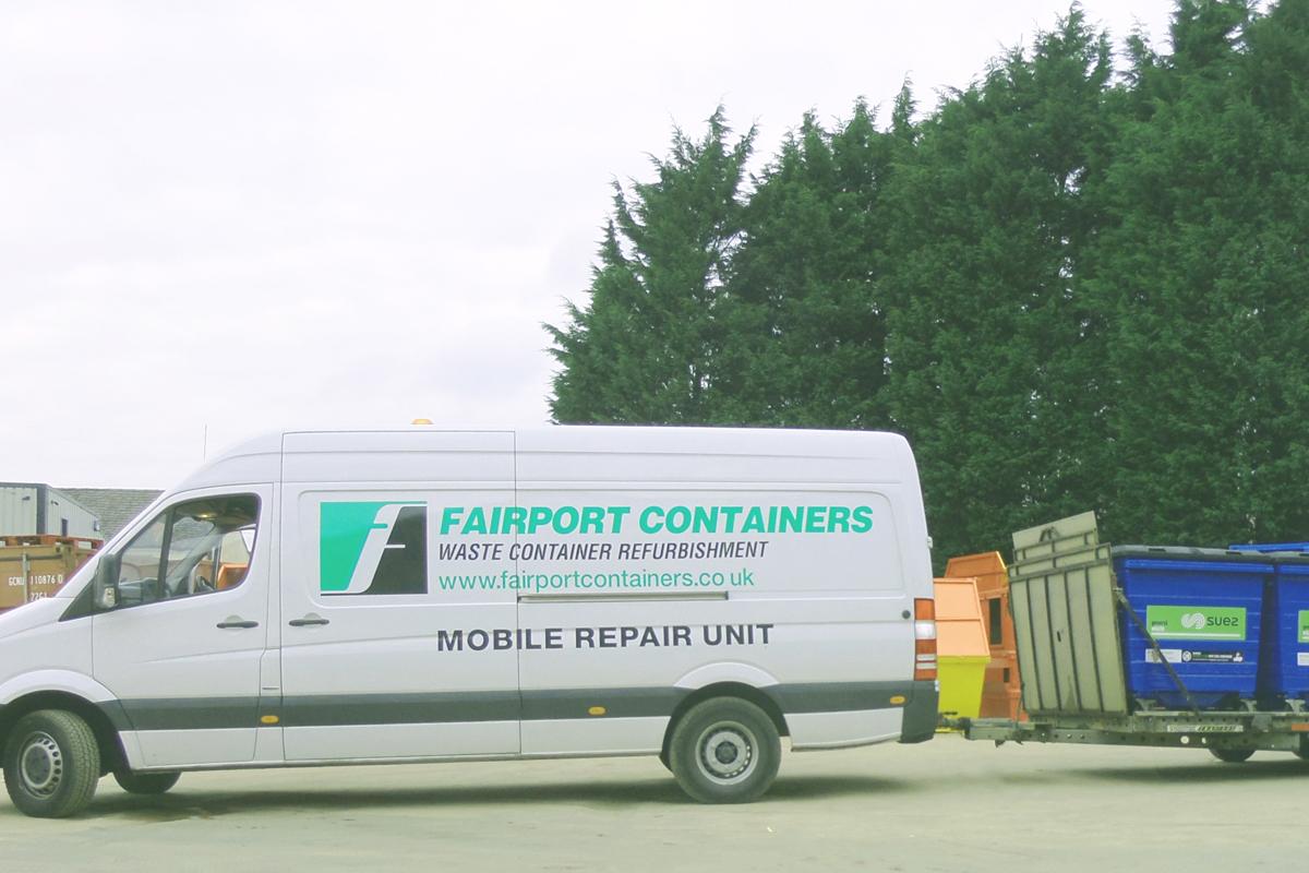 Mobile Transit and Trailer Trade Waste Transport
