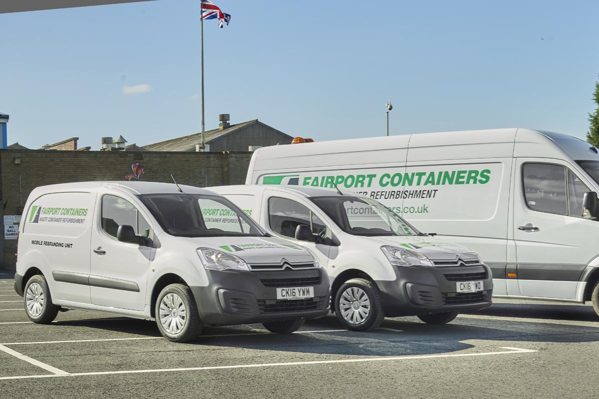 Mobile Transit Rebranding Crew