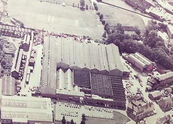 Fairport Containers Head Office Adlington Site