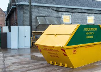Fully Refurbished Enclosed Skip